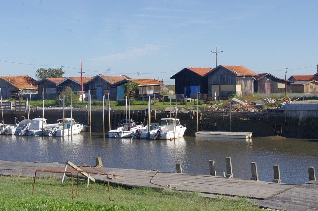 II. En Gironde, au Jardins de Sillac puis au Caplanne
