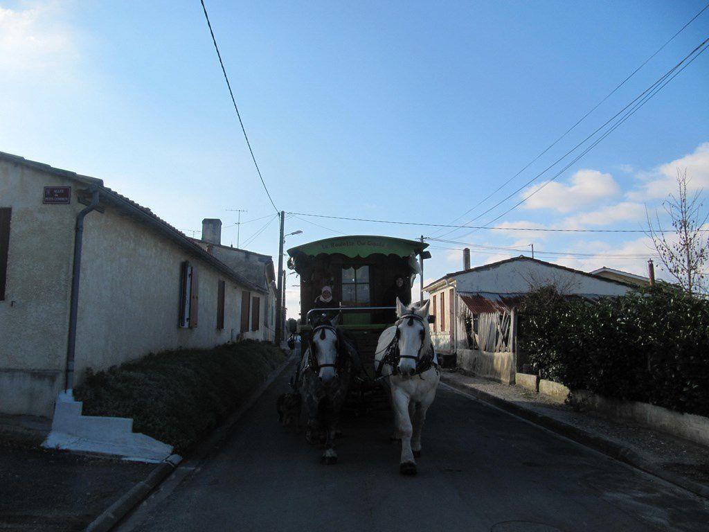 De Arcins à Port Lamarque