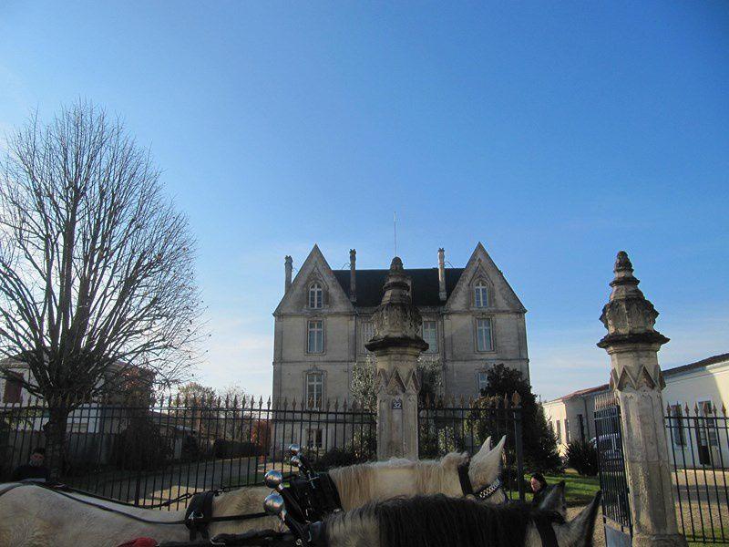 Après Saint Ciers sur Gironde