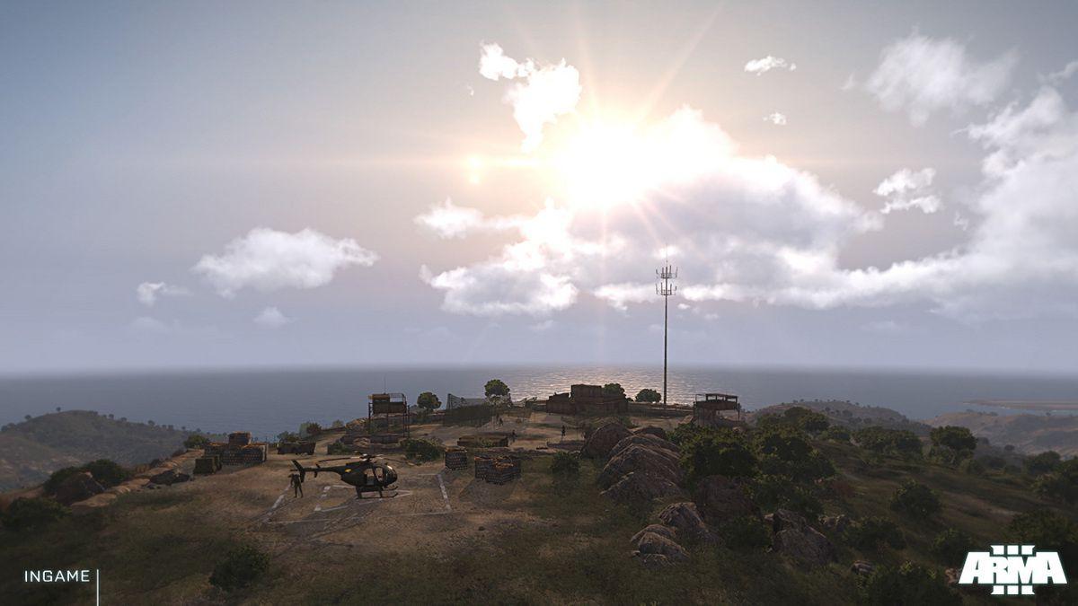 Nouvelles images pour Arma 3