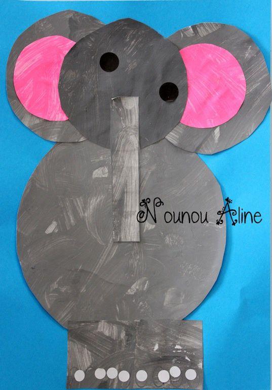 Un éléphant....