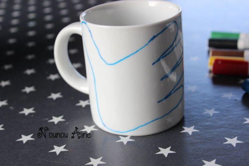 Une tasse pour l'anniversaire d'une maman