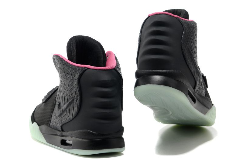 quality design 92e20 6a278 Distinctive Charm Air Yeezy 2 Glow In The Dark