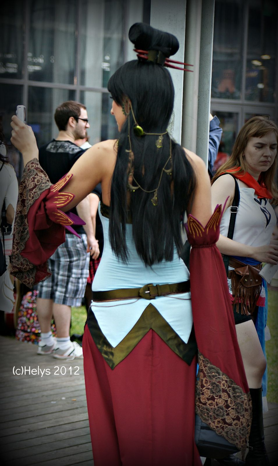 Photos (c)Helys japan expo 2012 ~A SUIVRE~