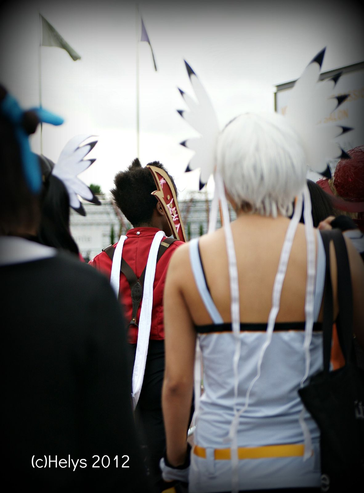 Photos (c)Helys japan expo 2012 ~A SUIVRE ~