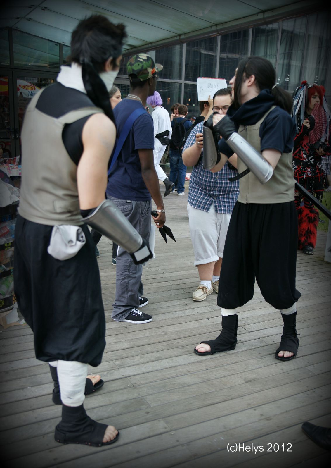 Japan expo 2012: Cosplay 8
