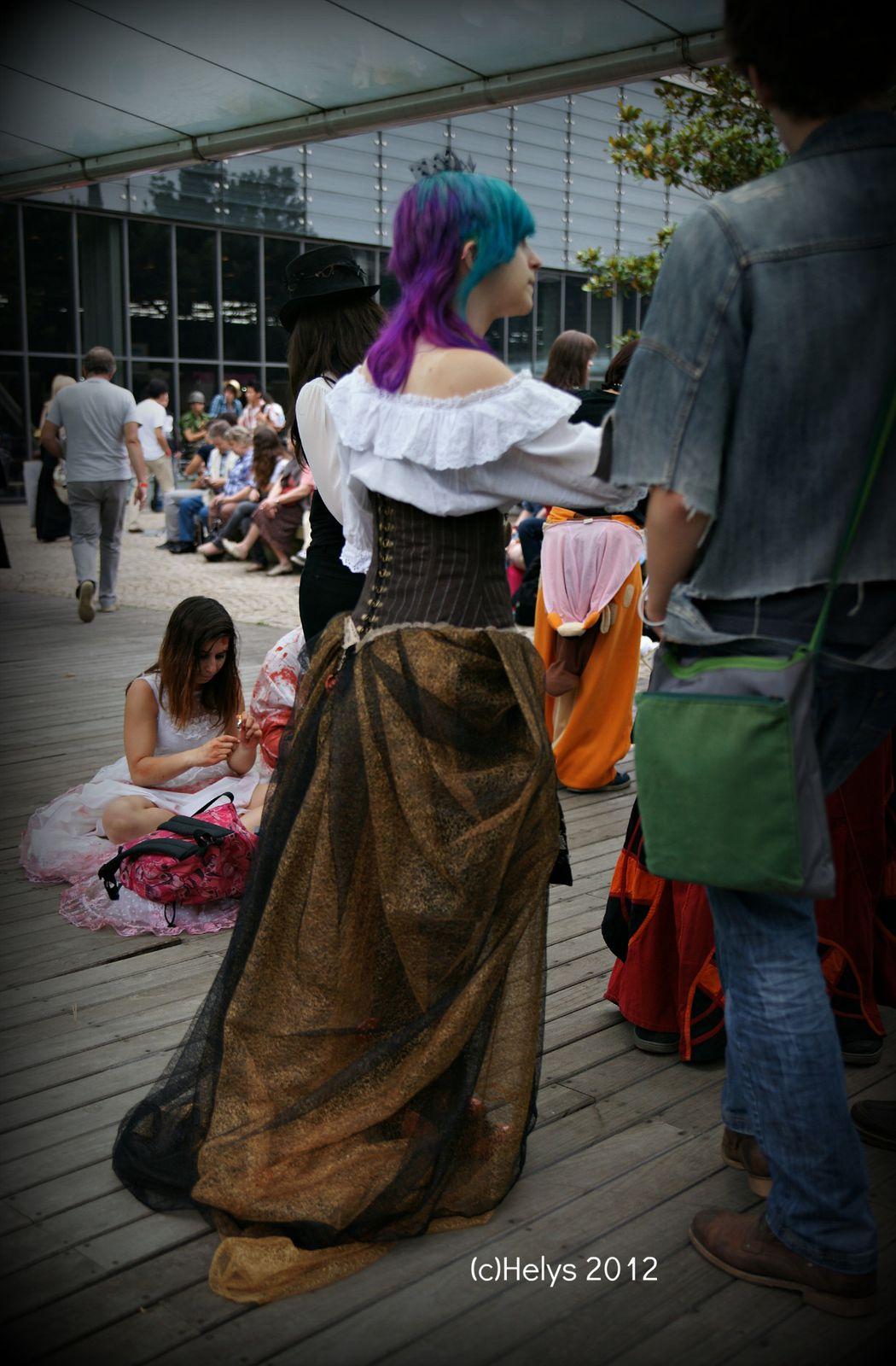 Photos (c)Helys  japan expo 2012 ~A SUIVRE ~