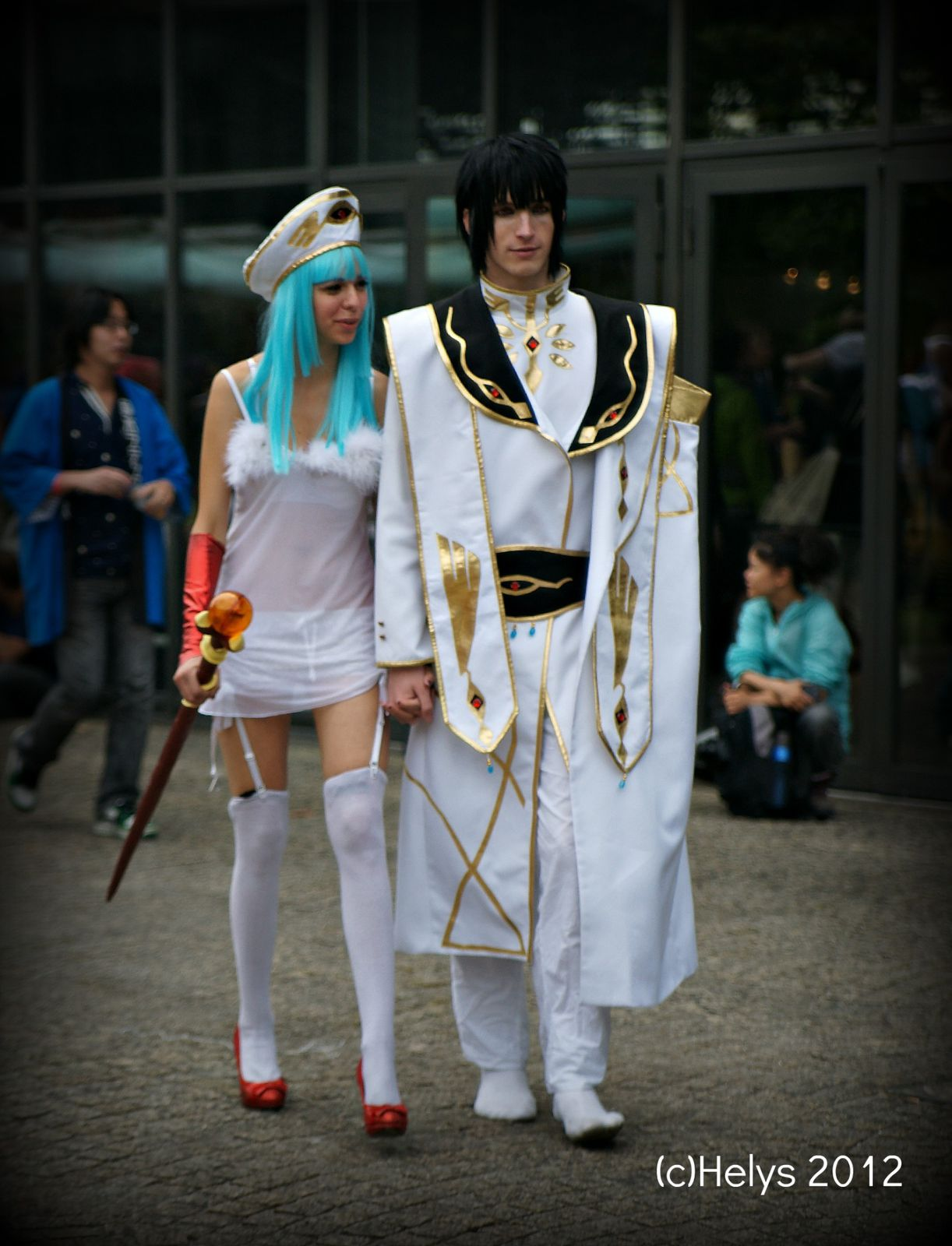 Photo (c)Helys japan expo 2012 ~A SUIVRE~