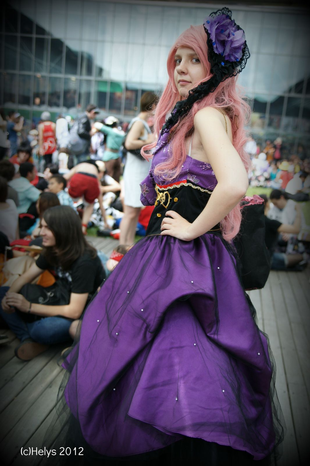 Photos (c)Helys, japan expo 2012 ~A SUIVRE~