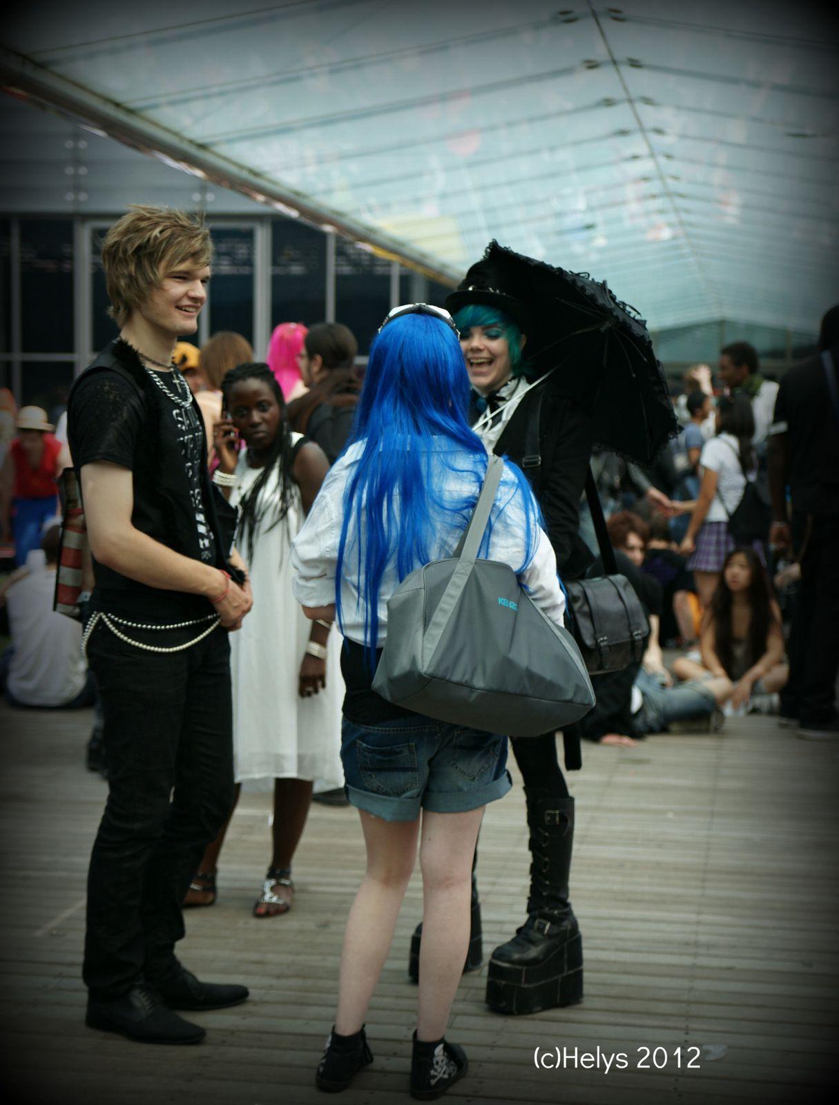 Japan expo 2012: Cosplay 6