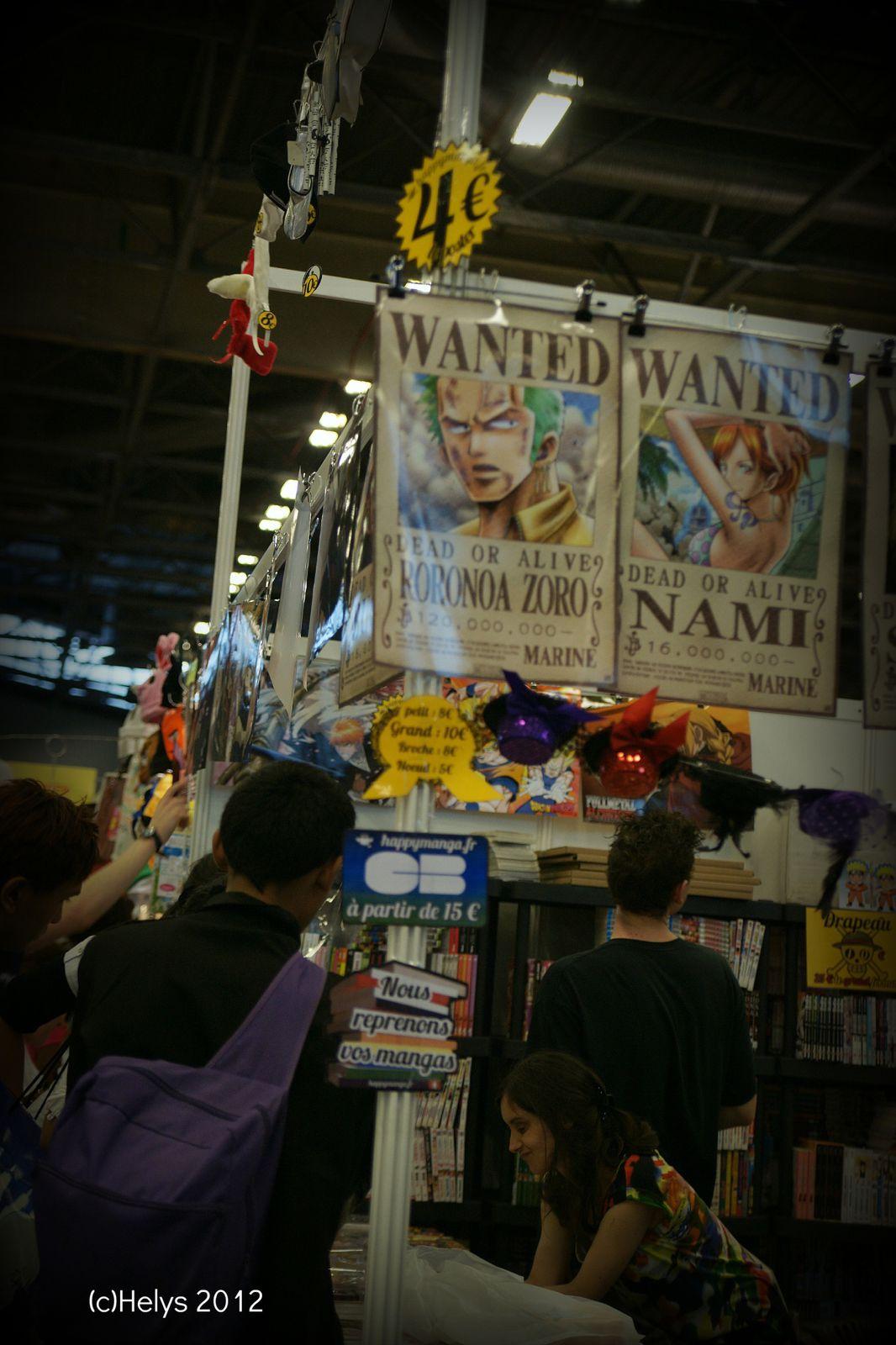Photos (c)Helys japan expo 2012
