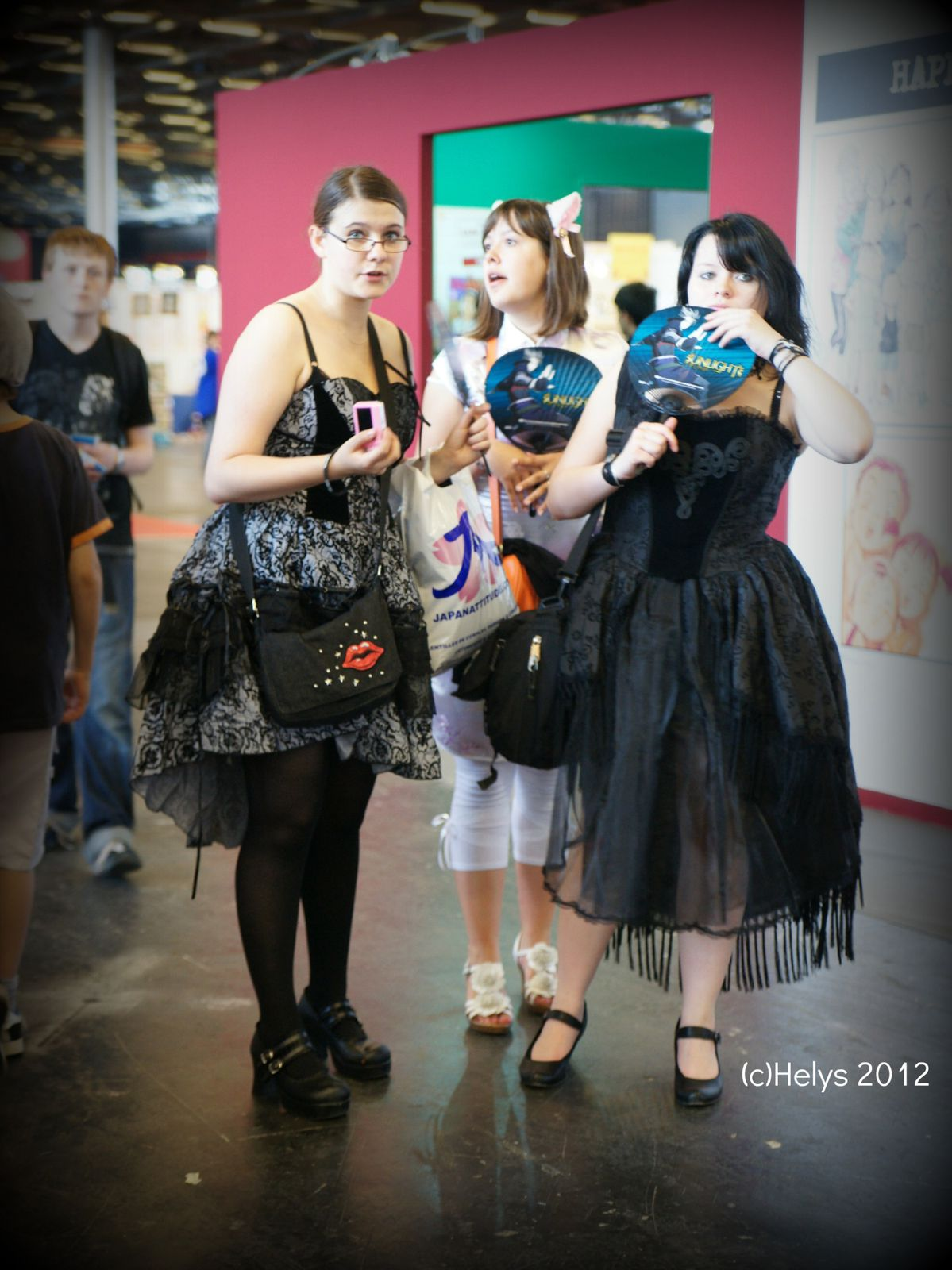 Japan expo 2012: Cosplay 6