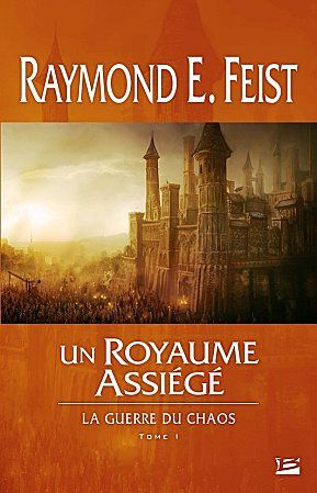 Editions Bragelonne - Fantasy - 384 pages