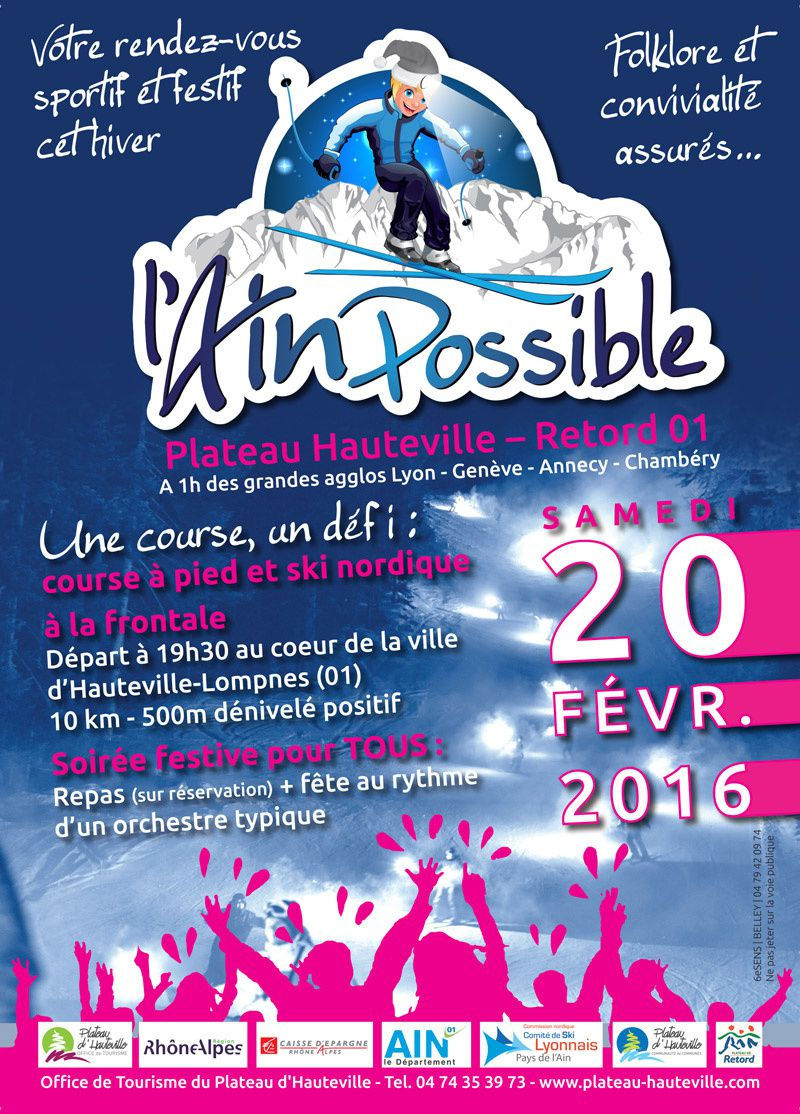 L'ain possible.