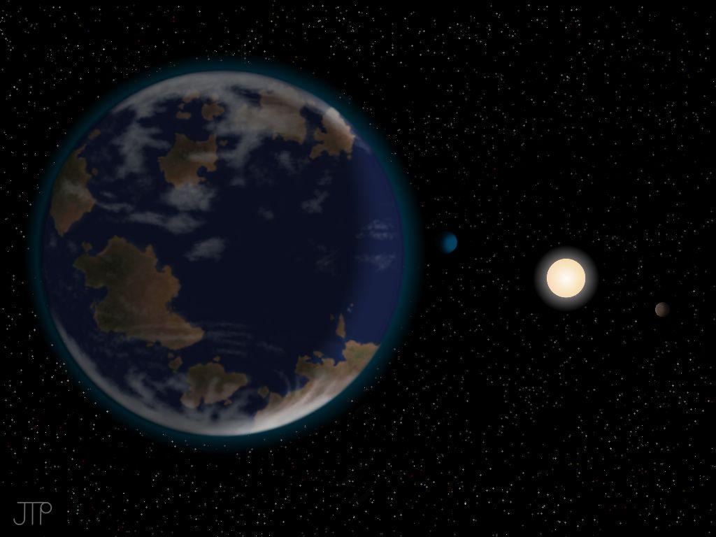 HD 40307g, una super-Terra nella fascia di abitabilità