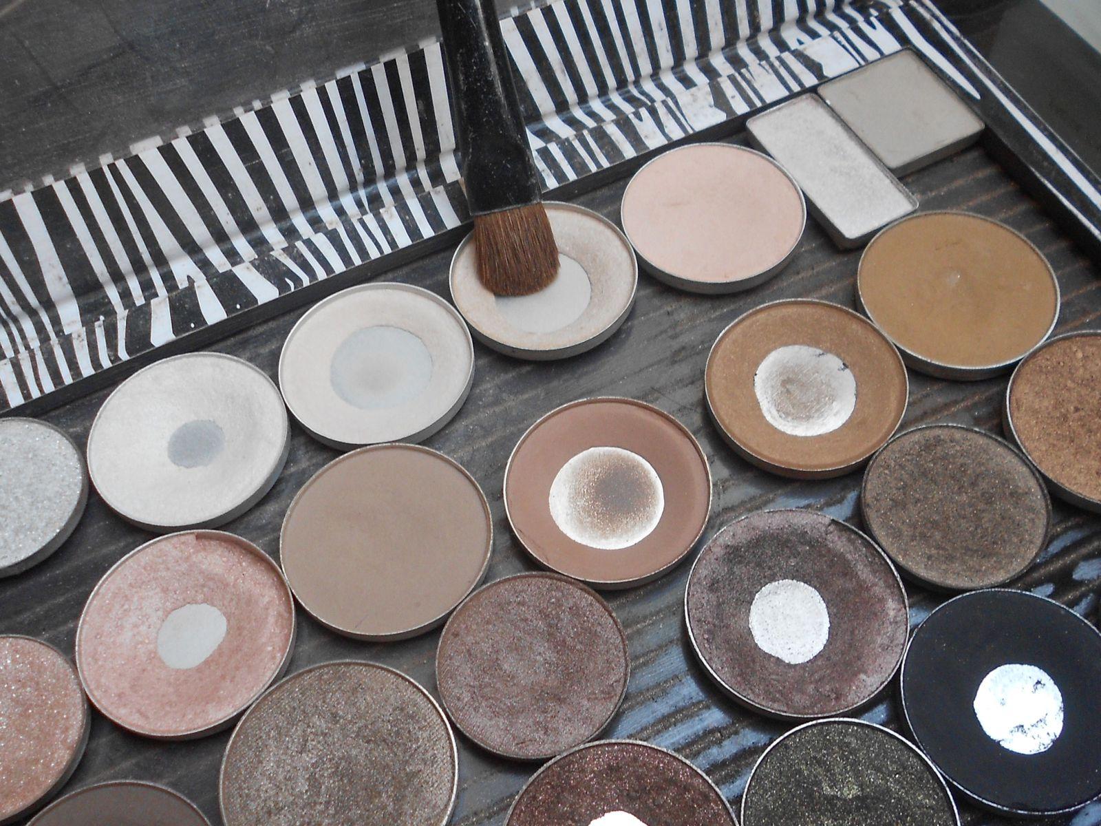 Tuto : Les pigments Makeup Geek en action !!