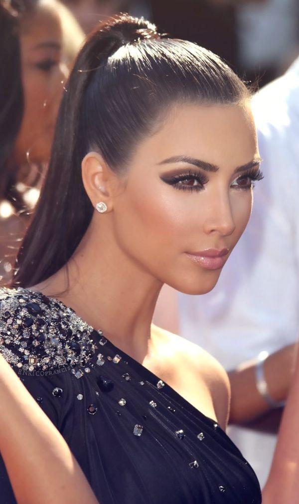 Tuto : Make up d'inpisration Kim Kardashian !!
