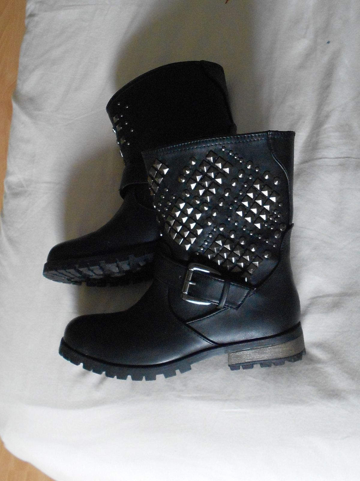 Des boots canonissime !!