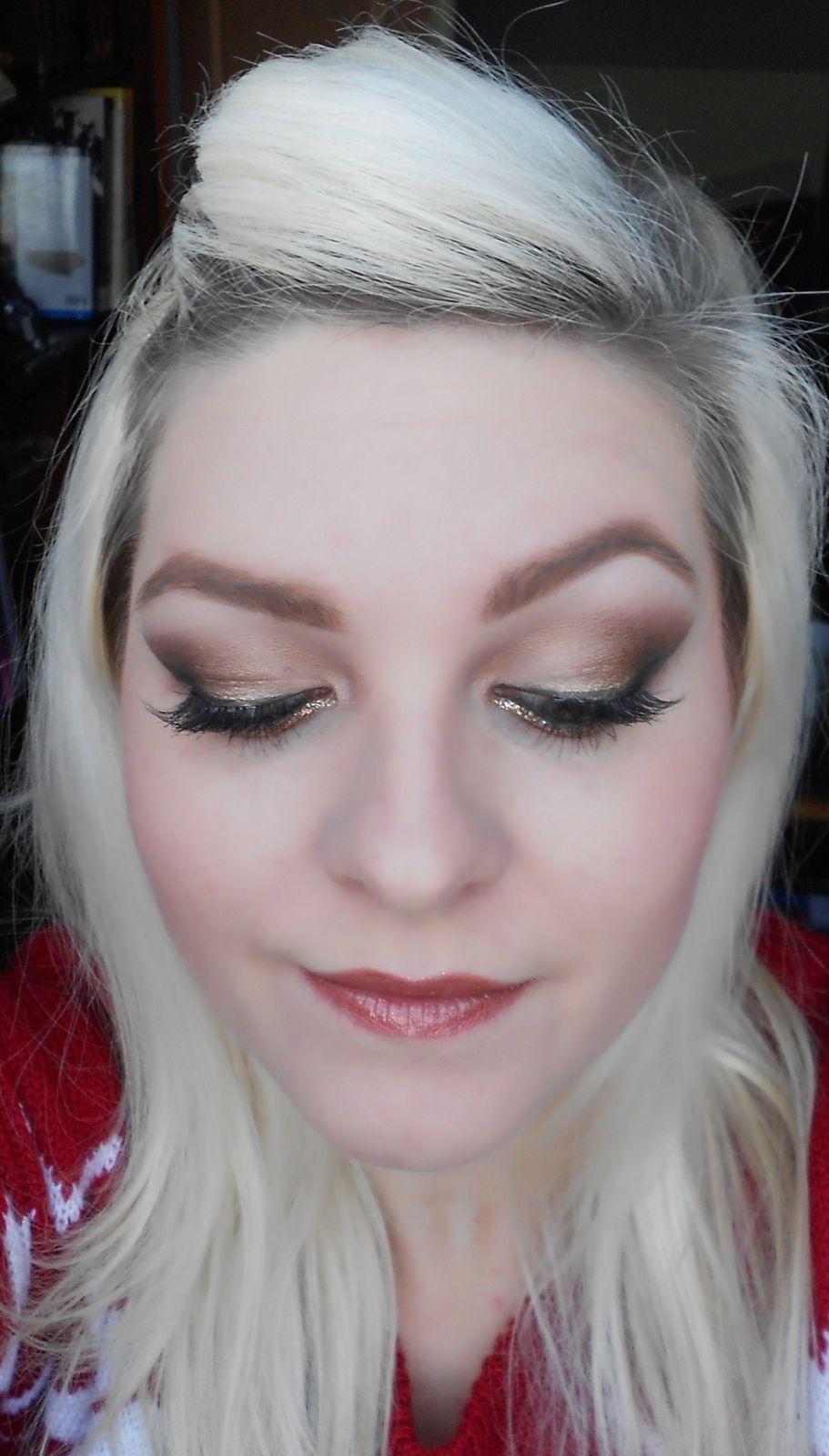 SMUF : Votre maquillage de soirée !!
