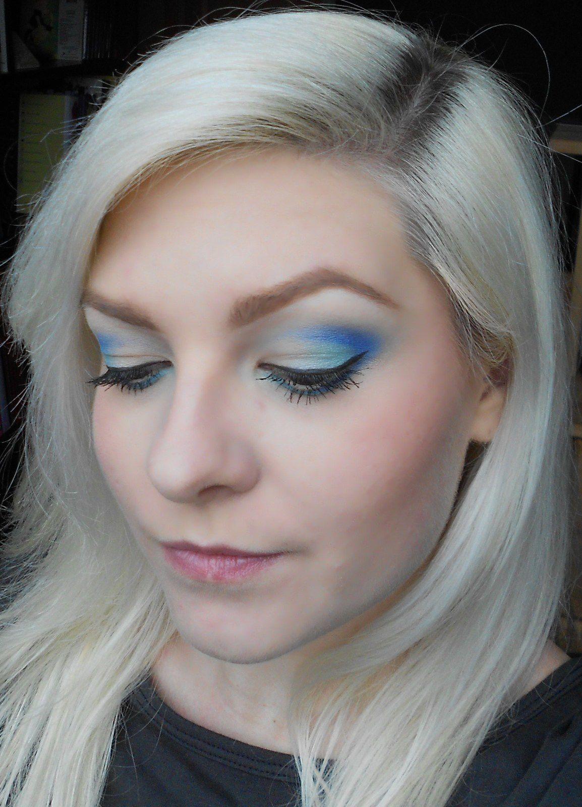 Tuto : La vie en bleu !!