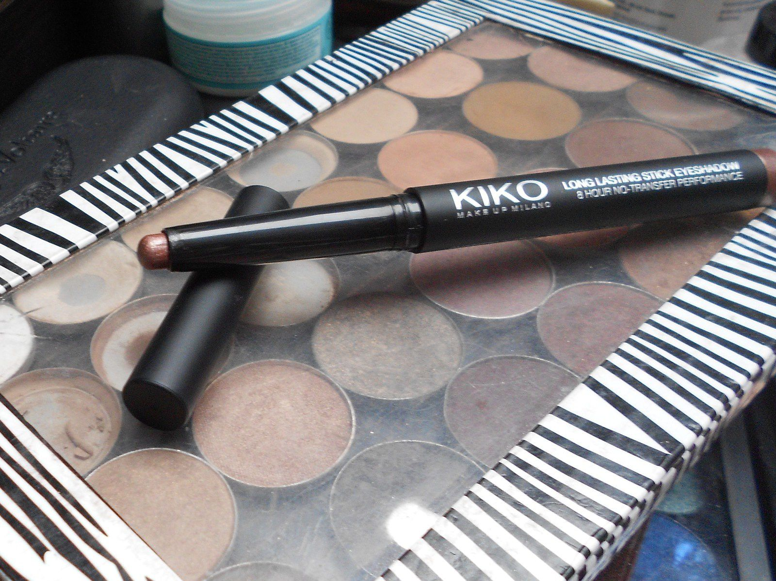 Tuto : Long Lasting by Kiko et MakeupGeek.