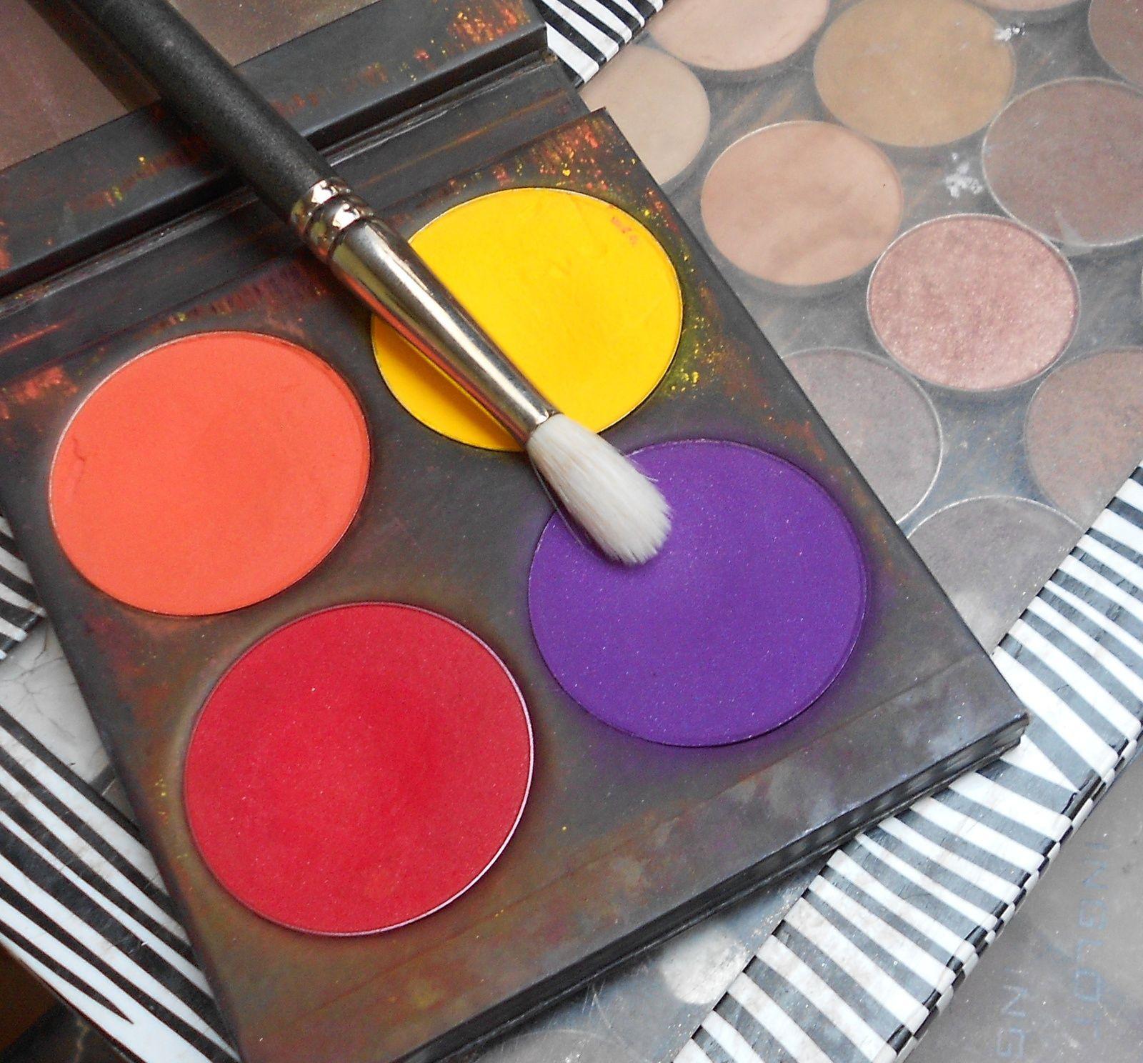 Tuto : maquillage printanier !!!