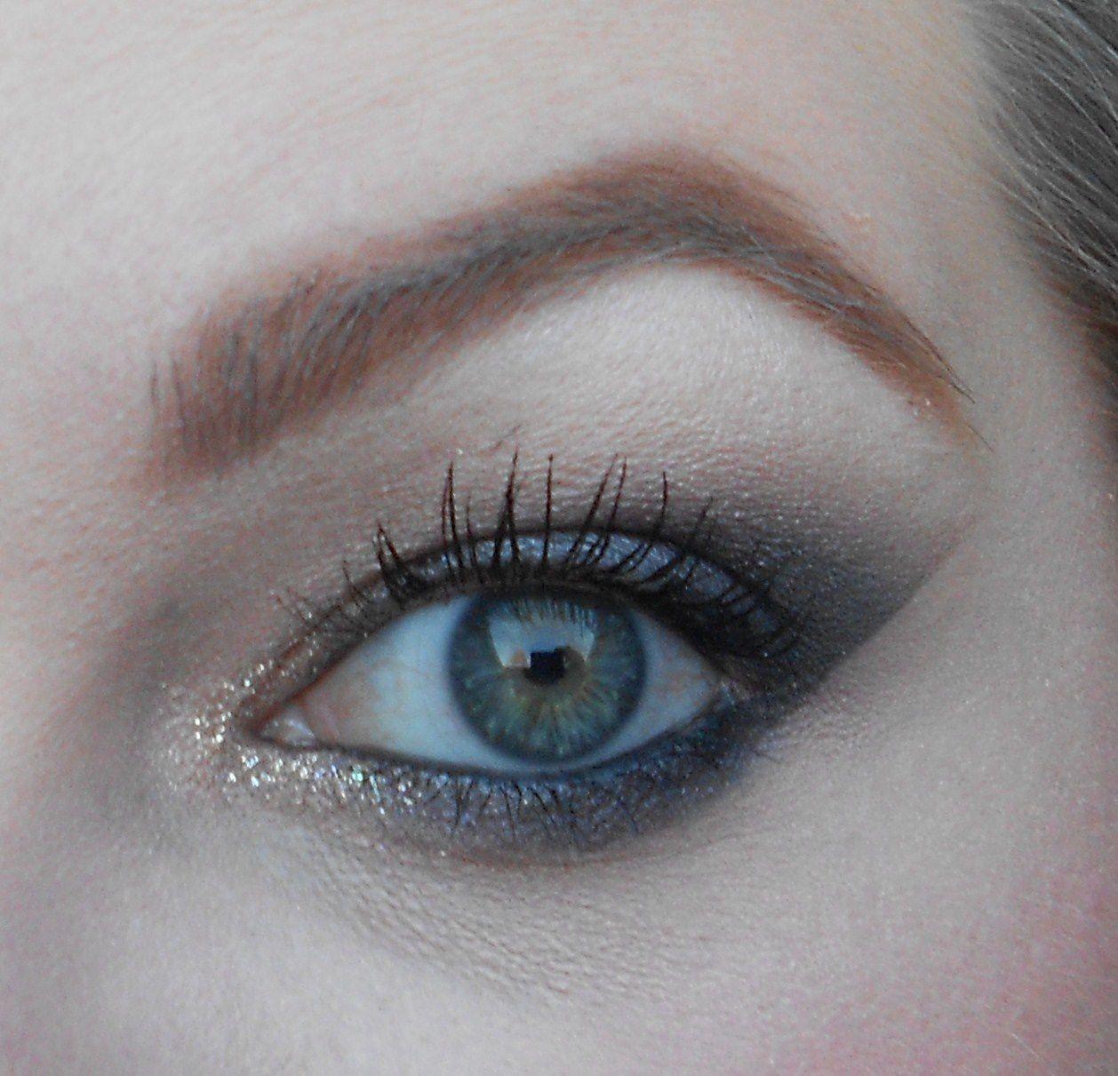 Tuto : Maquillage pour les fêtes #1