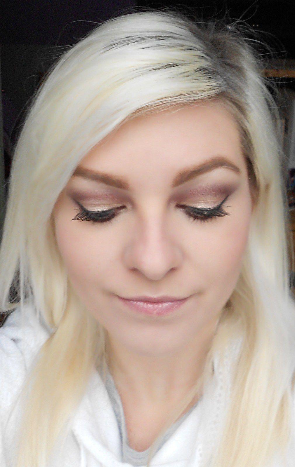 Tuto : Maquillage pour les fêtes #2
