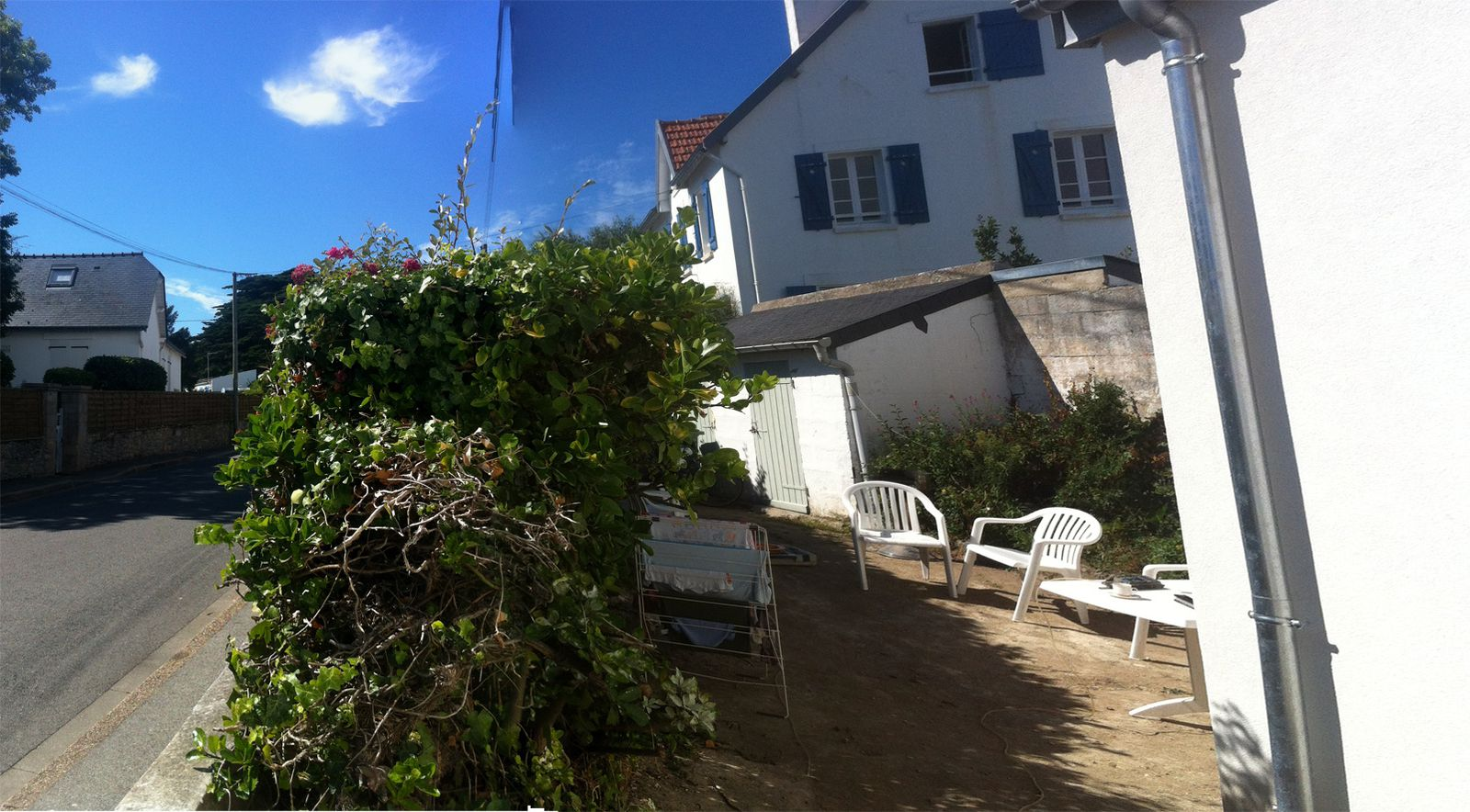 Am nagement d 39 un petit terrain quiberon maezad for Amenagement paysager petit terrain