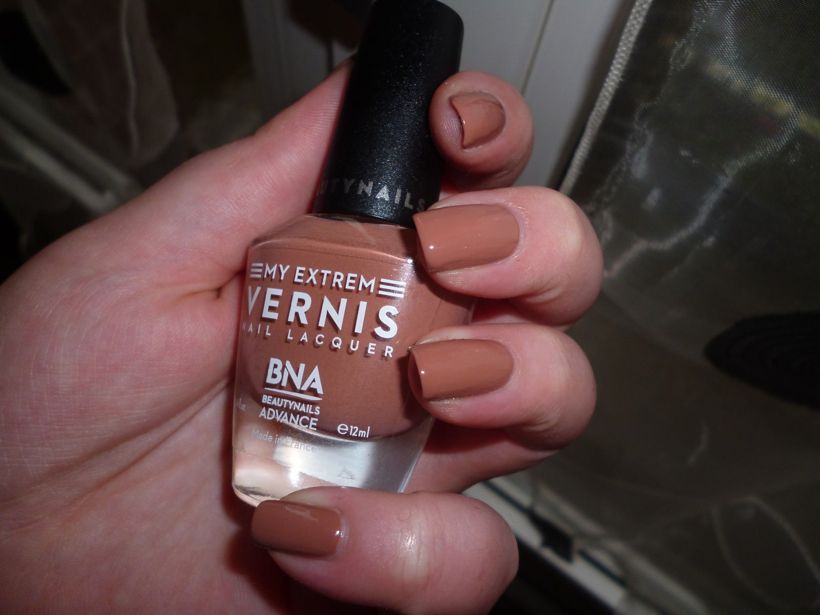 MY EXTREM VERNIS CREAM BLUSH - Beautynails
