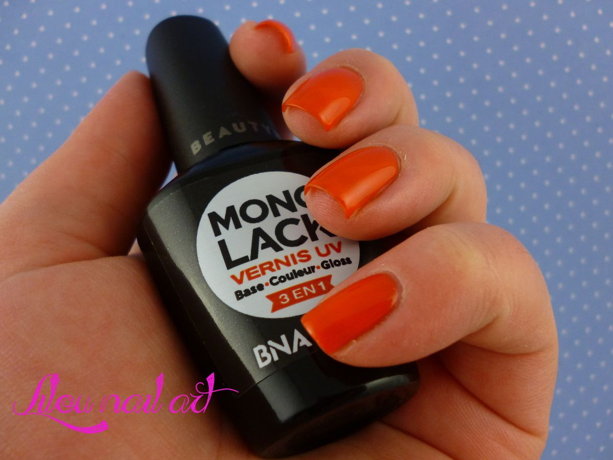 Les vernis permanents Monolack - Beautynails