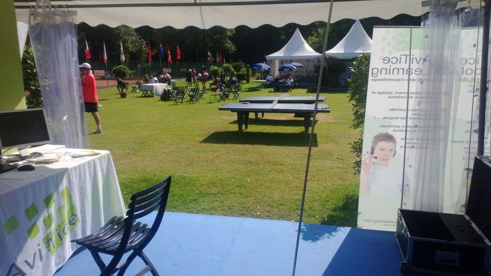 JOUR-J, nous vous attendons au Parc de Saint-Cloud pour l'Open des Jeunes de Tennis BNP Paribas pendant une semaine :)