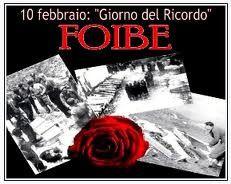 Foibe: domenica programmazione speciale Rai per Giorno Ricordo + Foto album