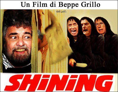 Shining - un film di Beppe Grillo