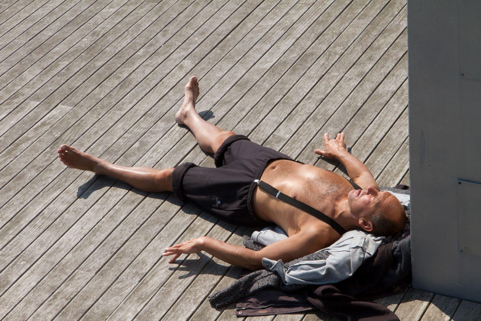 """relaxation par les """"majeurs""""..."""