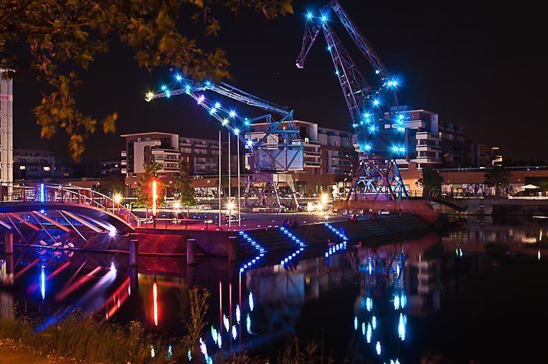 Sortie de nuit à Strasbourg
