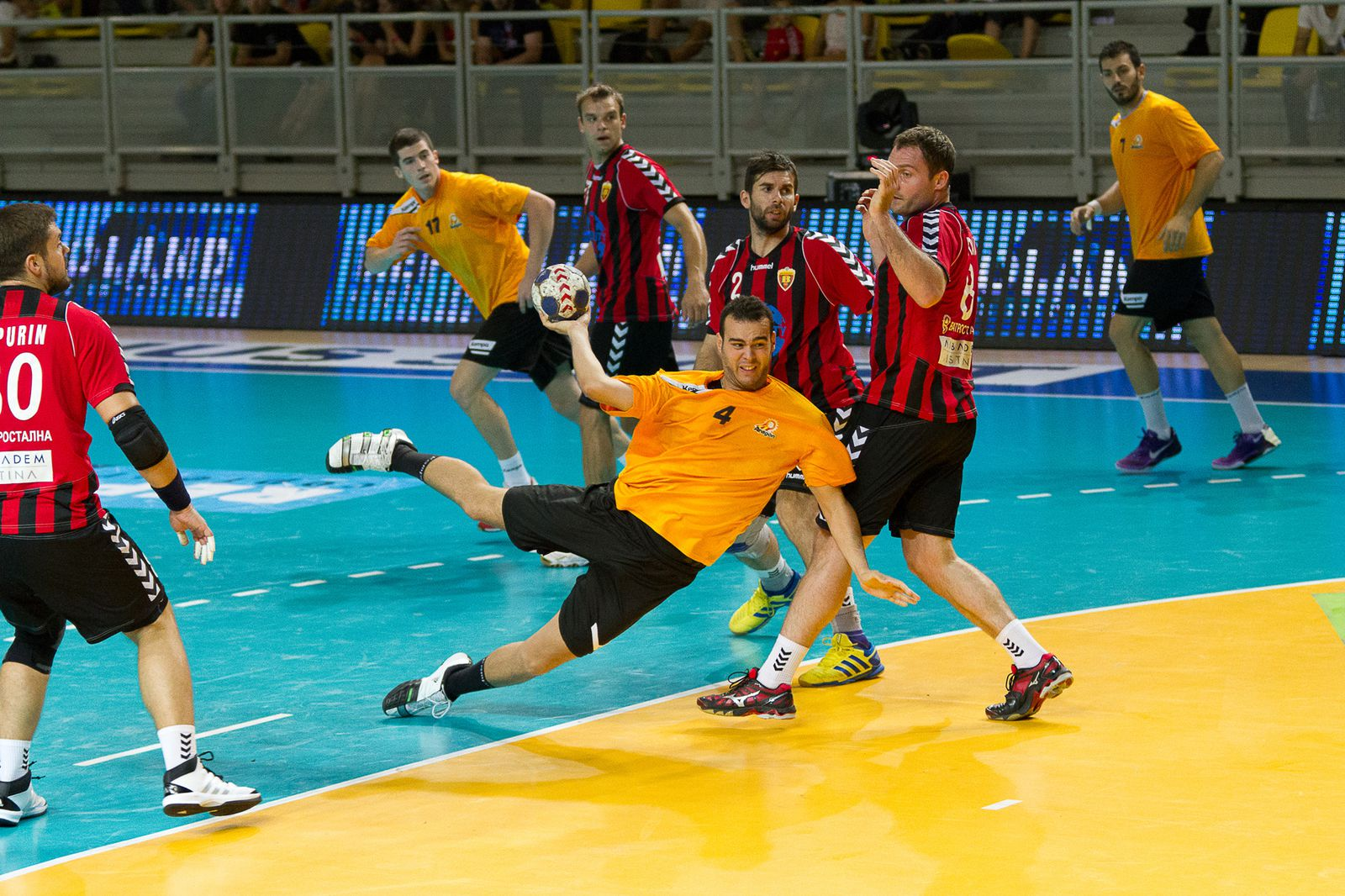 Euro tournoi de handball