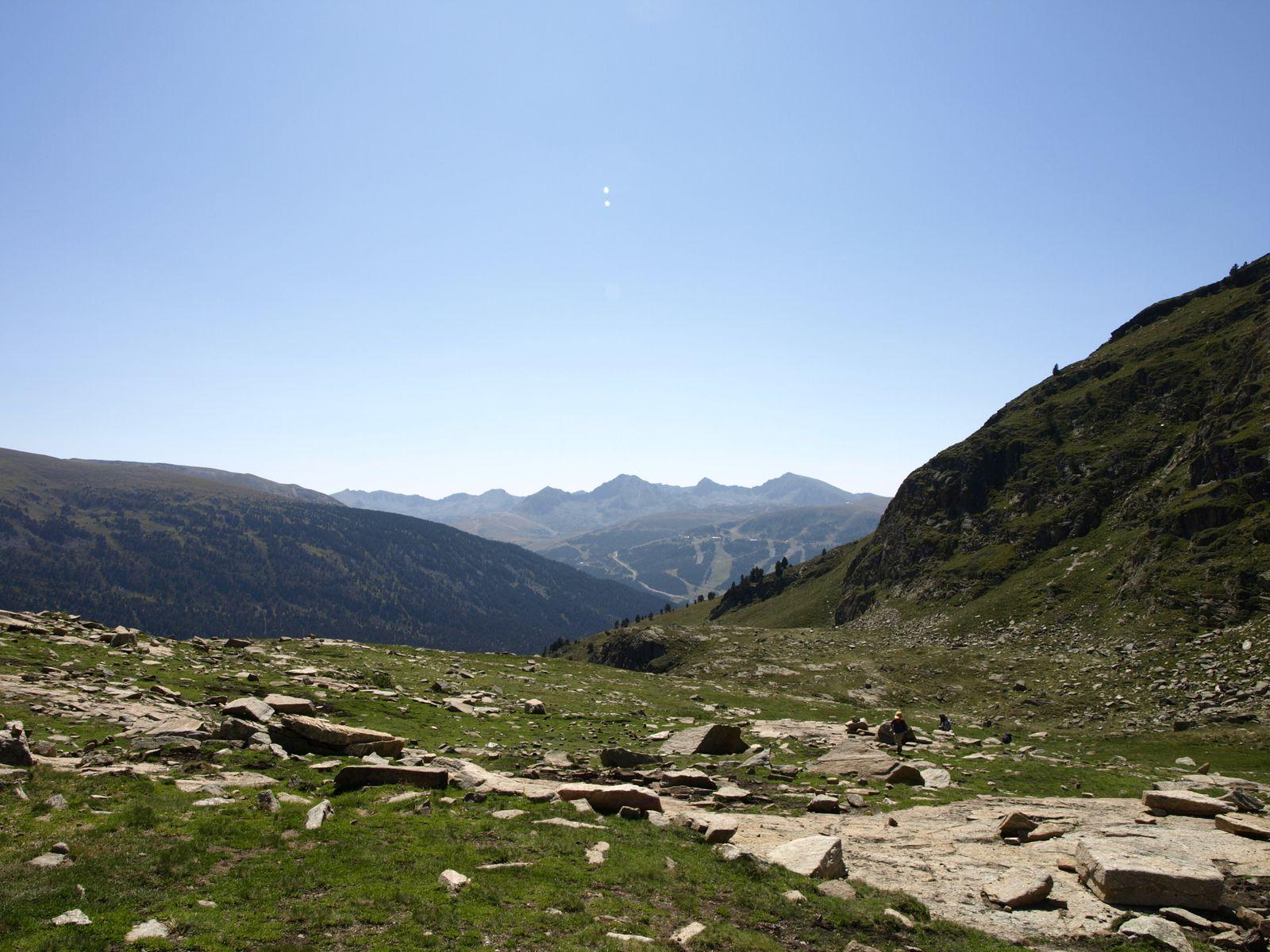 Andorre : Petits cailloux et grandes montagnes.