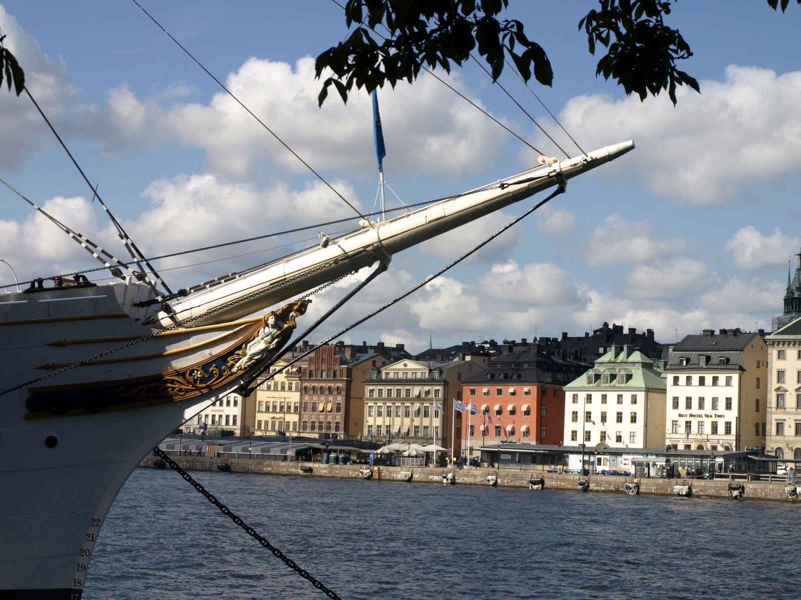 Back to Stockholm ?!