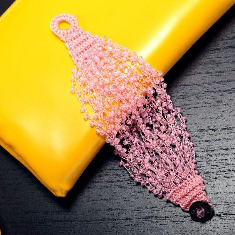 Multistrand Seed Bead Bracelet