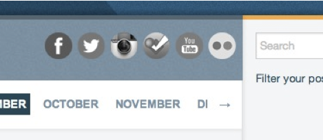 Syncing your social networks on your OverBlog Social Hub