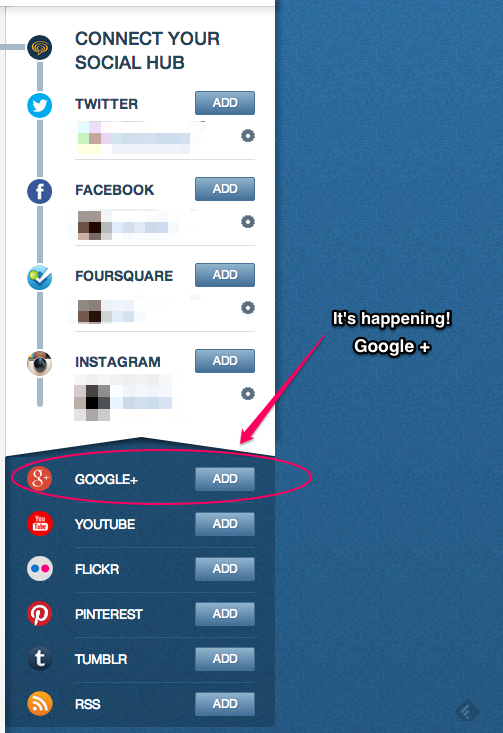 OverBlog your Google + !