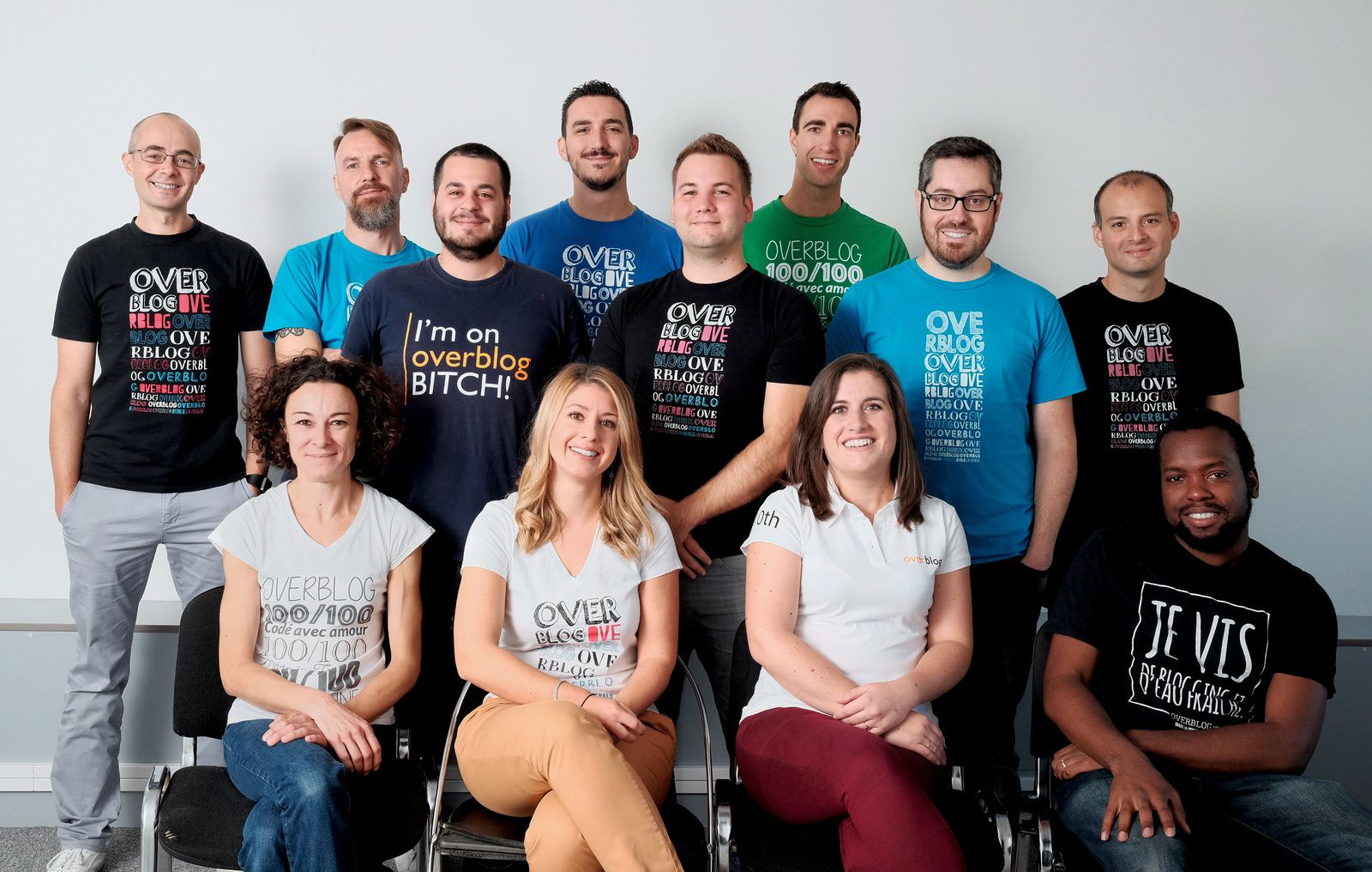 The Overblog's Team !
