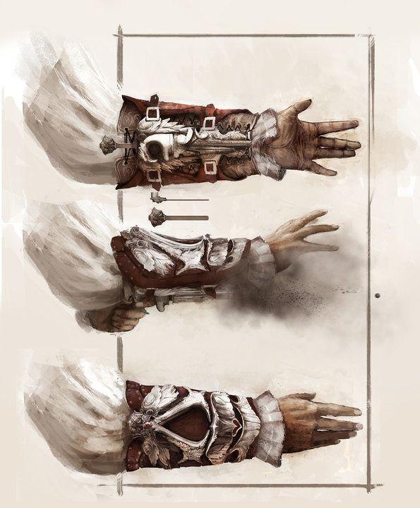 Assassin's creed Artworks: Spécial lame secrète
