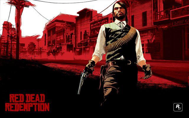 Red Dead Redemption Artworks