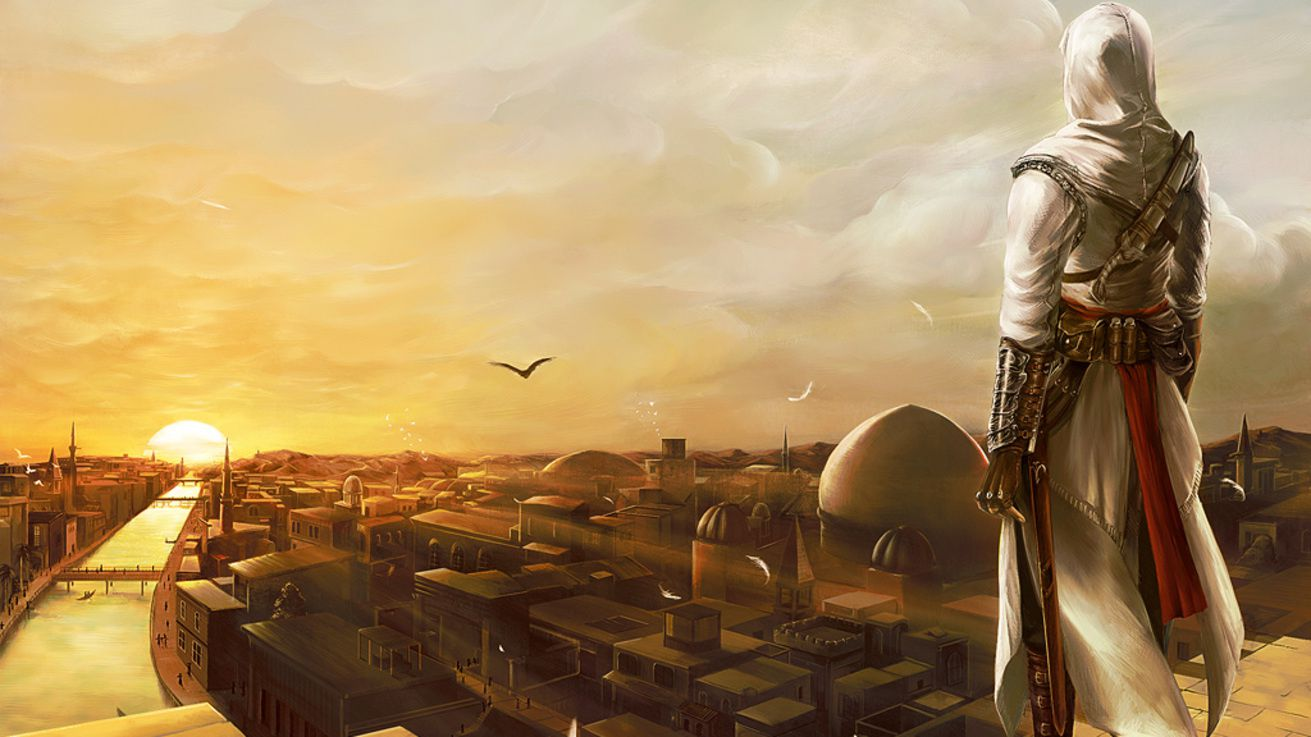 Assassin's Creed 1 Artworks