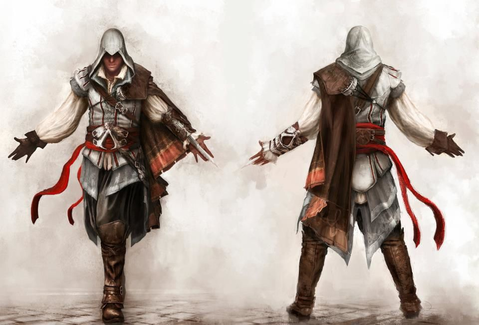 Assassin's Creed II Artworks (PART 1)