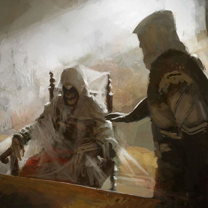 Assassin'S Creed Revelation (Part 1) Artwork