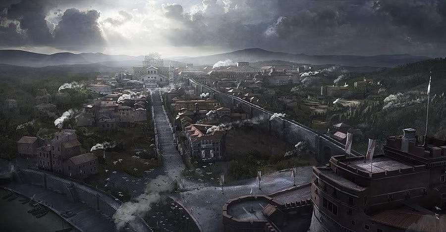 Assassin'S Creed BrotherHood (Part 3) Artwork