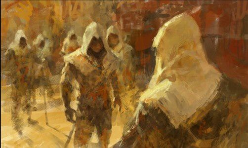Assassin'S Creed Revelation (Part 3) Artwork
